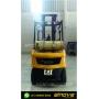 Empilhadeira Caterpillar GP25  -2011 - Seminova